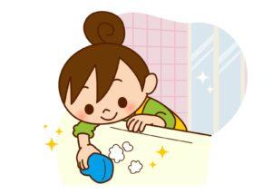 カビダッシュの口コミ※使い方が簡単でお風呂のカビが超とれる!