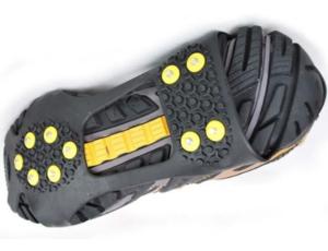 雪道で靴の滑り止めがないときの応急対策はコレ!知らないと危険