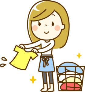 花粉症の人に洗濯物の干し方7つのアドバイス!主婦の花粉撃退大作戦!