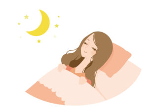 寝るだけじゃ睡眠美容にならない?睡眠の質をあげる5つのポイント!